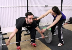 Coaching the snatch
