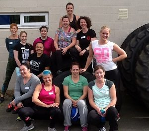 Strongwoman workshop