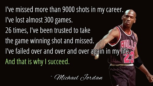 Michael Jordan quotation in full