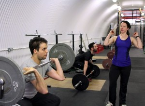 Weight lifting technique can be mastered with focus and effort - Strength Ambassadors olympic lifting class