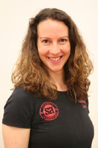 Sally Moss head coach