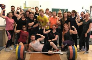 Gym community at Strength Ambassadors