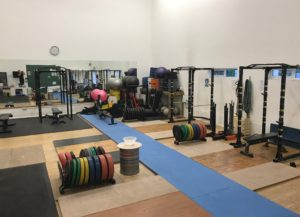 Strength Hub E15 gym