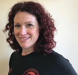 Melanie Stride strength coach London