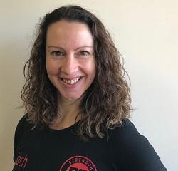 Sally Moss strength coach London