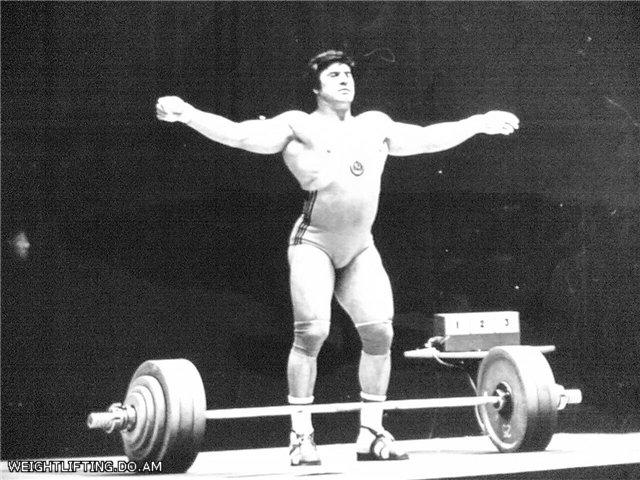 David Rigert weightlifting mastery