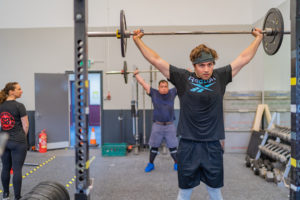 learn olympic weightlifting in london